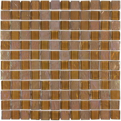 Pool - Brown Mosaic Tile Outlet Collection