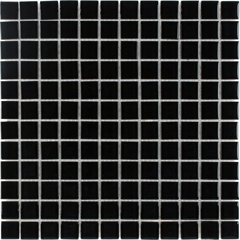 Black Mosaic Tile Outlet Collection