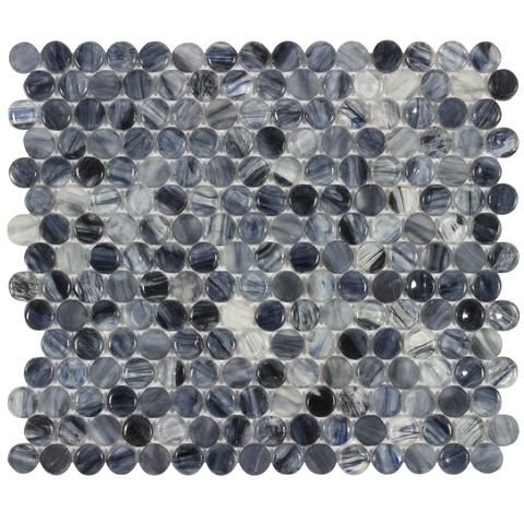 Pool - Black Mosaic Tile Outlet