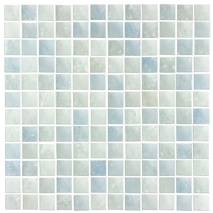 Light Blue Mosaic Tile Outlet Collection