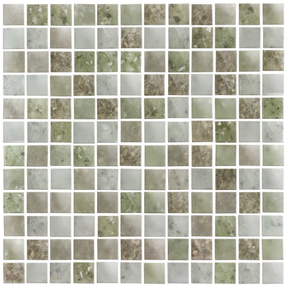 Light Green Mosaic Tile Outlet Collection
