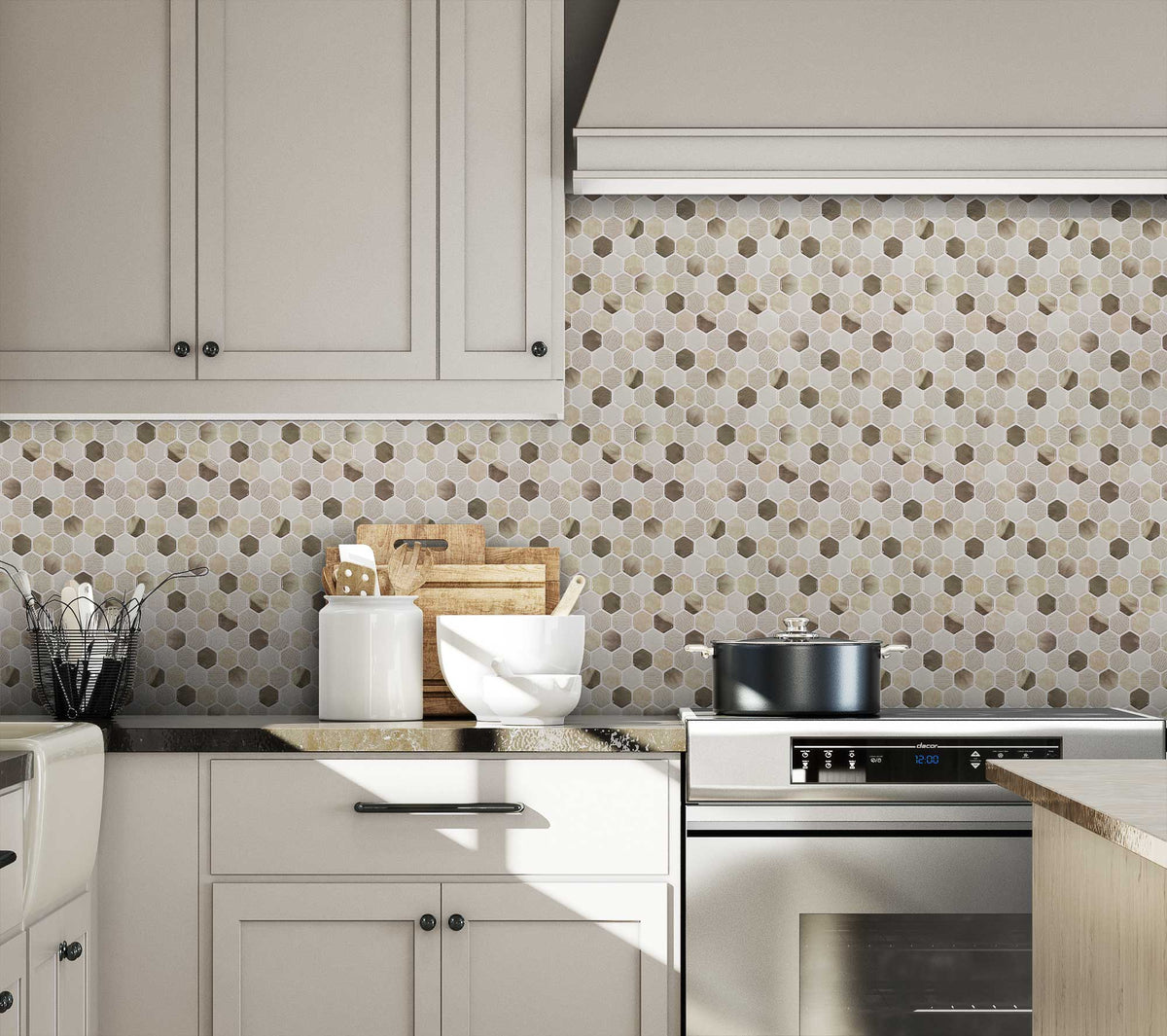 Peel And Stick Tiles Backsplash Tiles Mosaic Tile Outlet