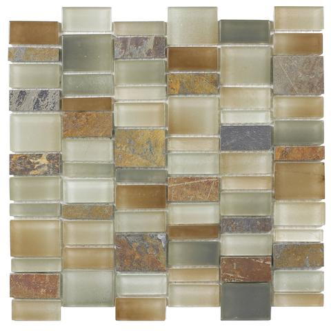 Pool - Slate Mosaic Tile Outlet Collection