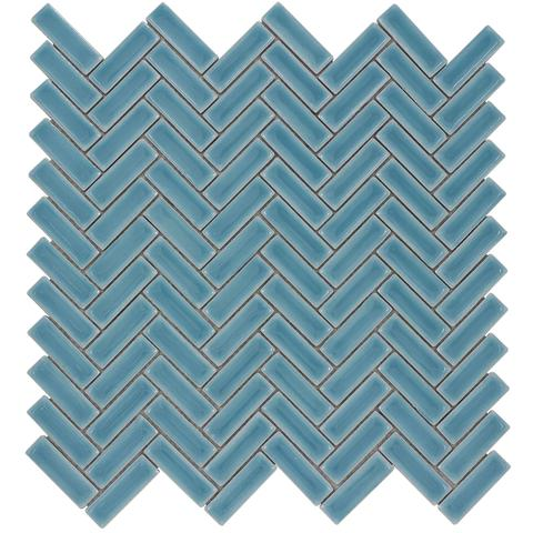 Pool - Herringbone Mosaic Tile Outlet Collection