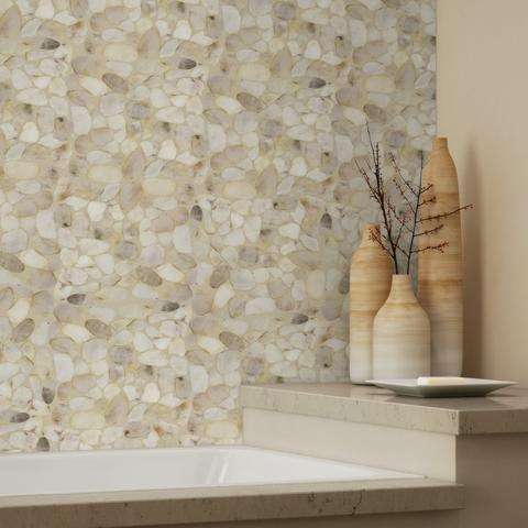 Pebble Mosaic Tile Outlet Collection