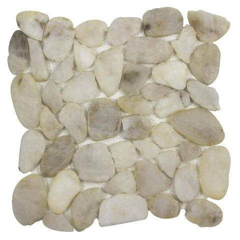 Pool - Pebble Mosaic Tile Outlet Collection