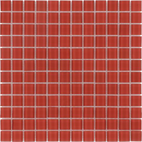 Pool - Red Mosaic Tile Outlet