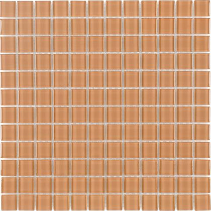 Pool - Orange Mosaic Tile Outlet Collection