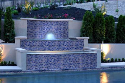 Pool - Brick Mosaic Tile Outlet Collection