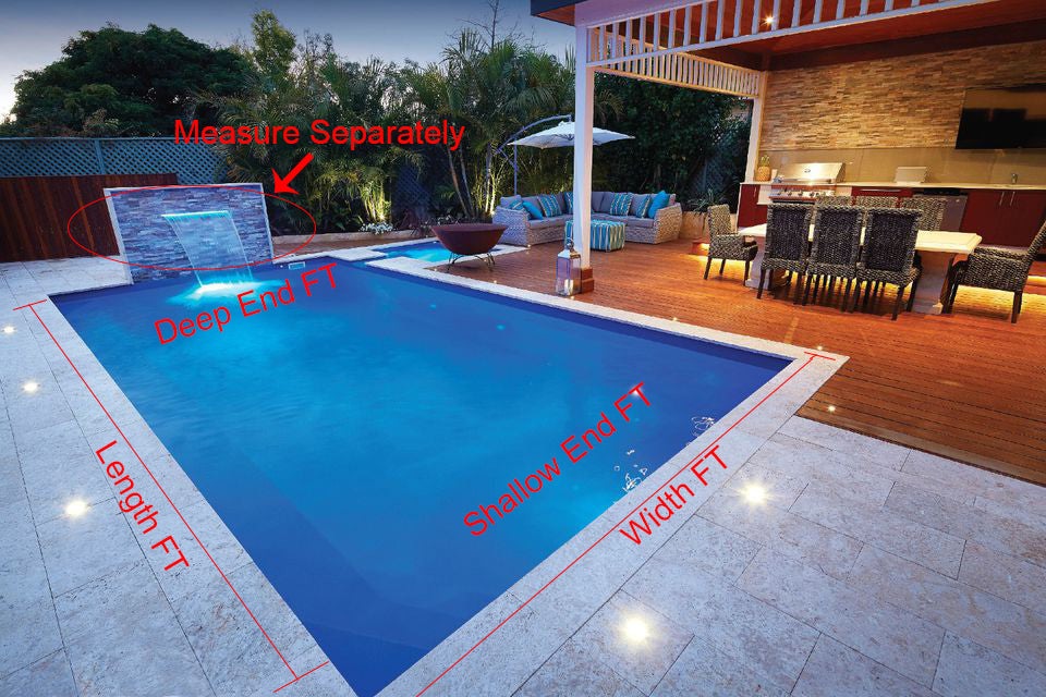 Swimming Pool Tile Calculator | Mosaic Tile Outlet