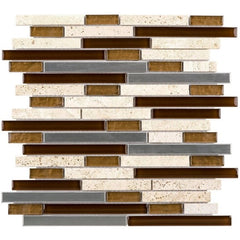 travertine-metal-mosaic-tile
