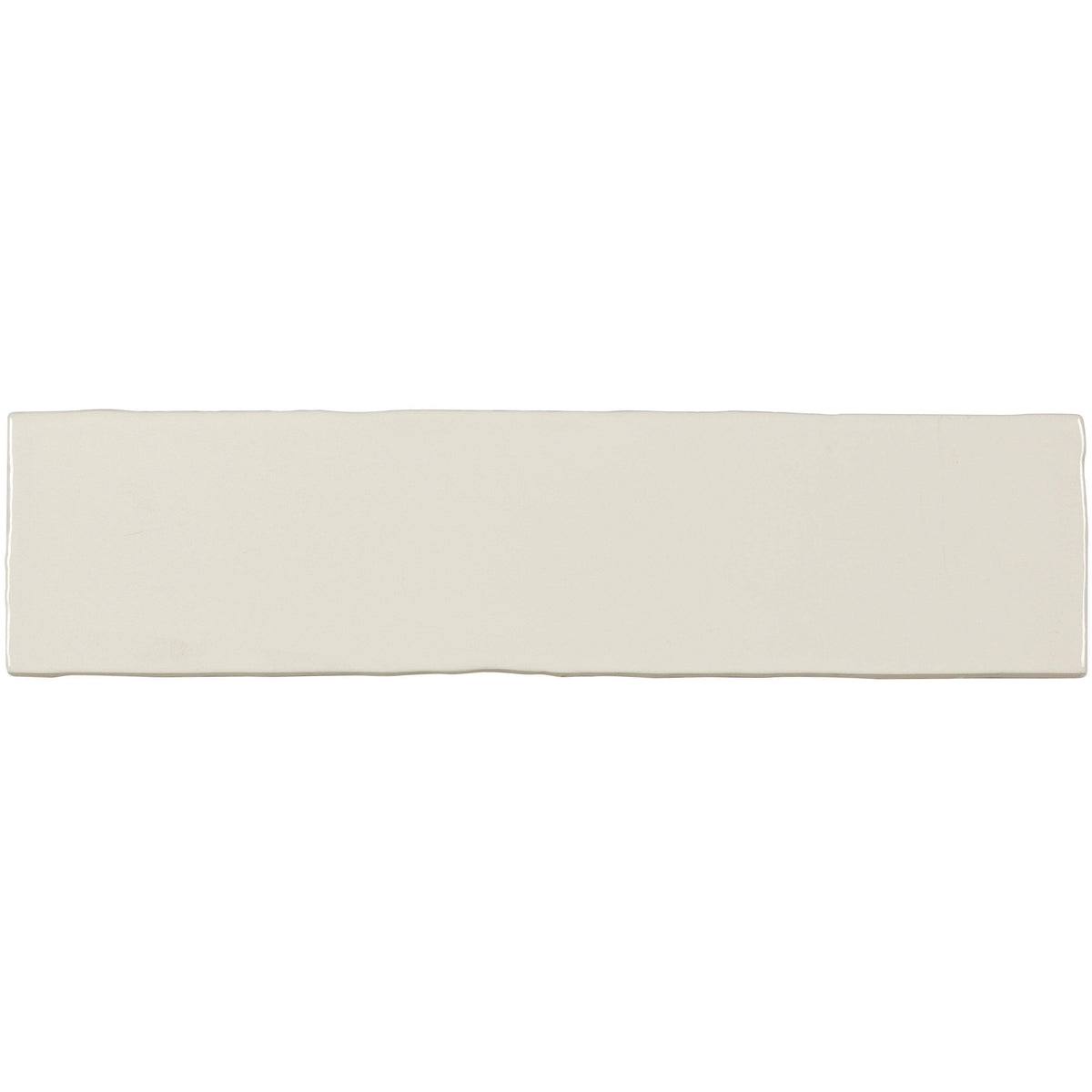 Off White Glossy Ceramic 3x12 Subway Tile Mto0440