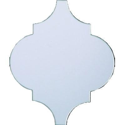 MTOW0011 Classic Arabesque Mirror Glass Mosaic Tile