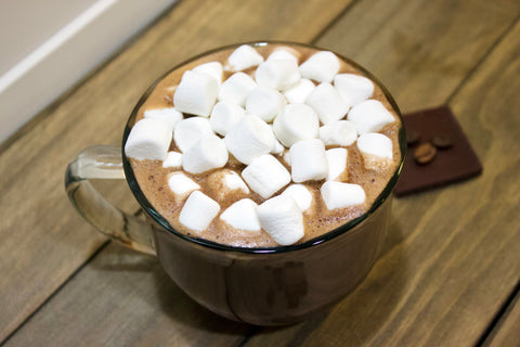 Hot Cocoa Coffee with Peru Norandino Specialty Coffee