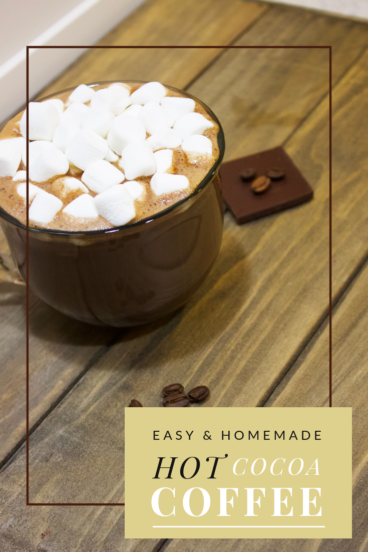 Easy Homemade Hot Cocoa Coffee