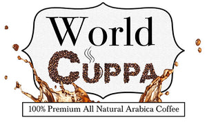 World Cuppa Specialty Coffee All Natural Arabica Coffee