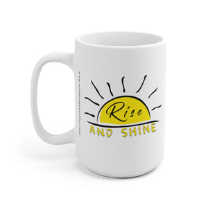Rise and Shine - World Cuppa
