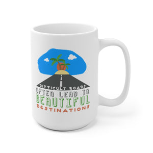 Beautiful Destinations Coffee Mug - World Cuppa