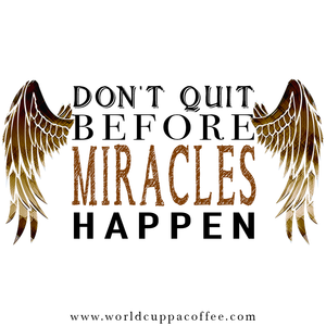 Miracles Happen - World Cuppa