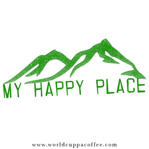 My Happy Place - World Cuppa