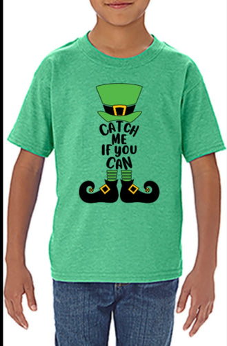 Catch Me If You Can Toddler Tee