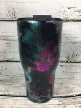 Load image into Gallery viewer, Galaxy Glitter Tumbler  *Glows In The Dark!*