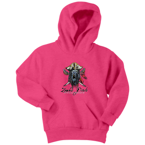 Kids Pretty Pete Hoodies Unisex
