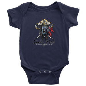 Pretty Pete Logo Baby Bodysuit