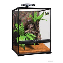 Load image into Gallery viewer, Exo Terra Large 34-Gallon Crested Gecko Terrarium Kit