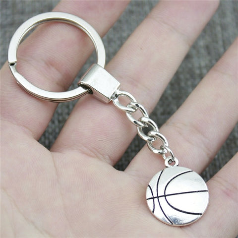 Basketball Keychain