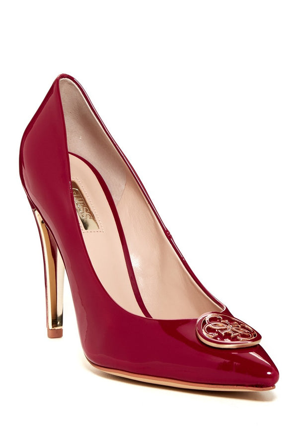 GUESS BOHEMIA POINTED PUMPS