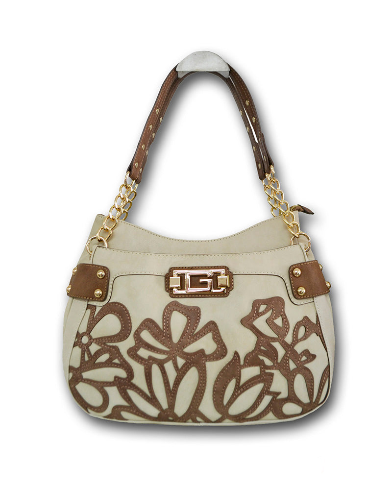 LULU CHAIN HANDLE BAG