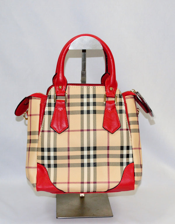 RED LADIES BAG