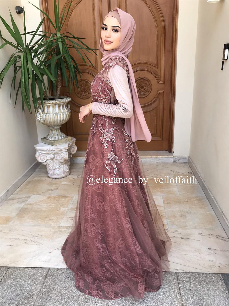 MARYAM LACE DRESS