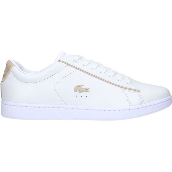 LACOSTE CARNABY GOLD SHOES