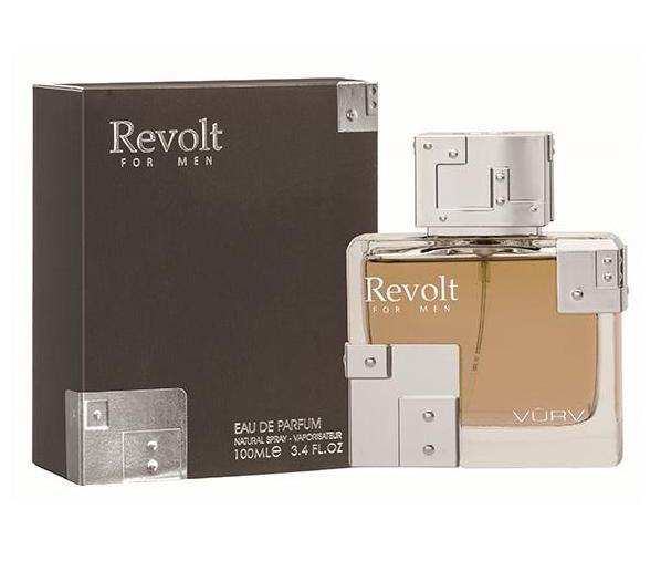 LATTAFA REVOLT MEN PERFUME
