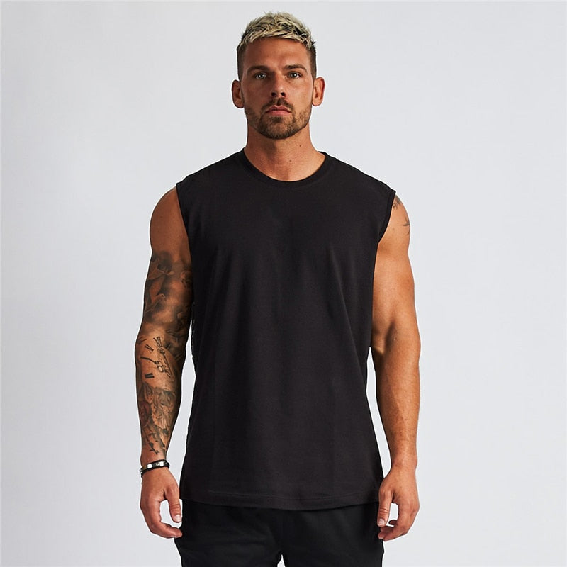 Men's Compression Sleeveless Shirt