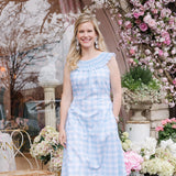 Women's Daisy Love Long Dress - Blue