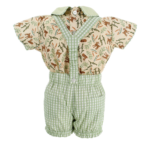 Alfred Overall Set