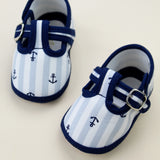 Anchor Boy Baby Shoes