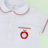 Apple Boy Polo Set