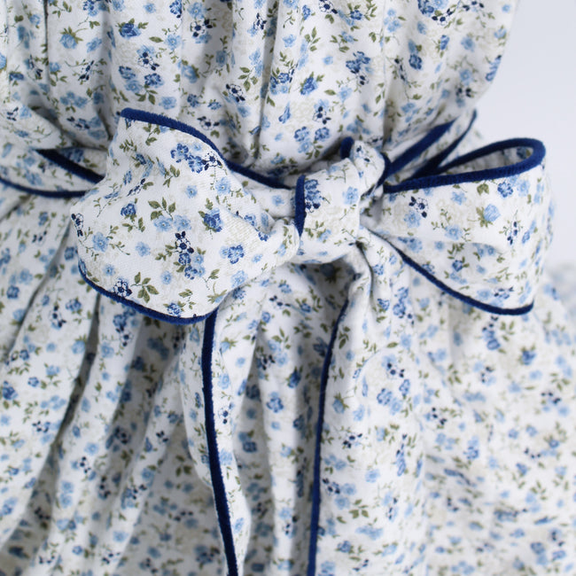 Women's Adelaide Dress - Cecily Floral/Navy