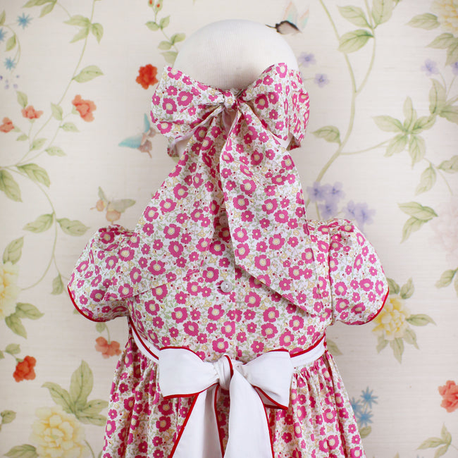 Child Bow Mask - Claire