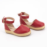 Ruthie Sandals - Red