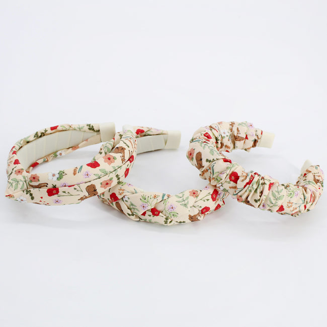 Florence Ruched Headband