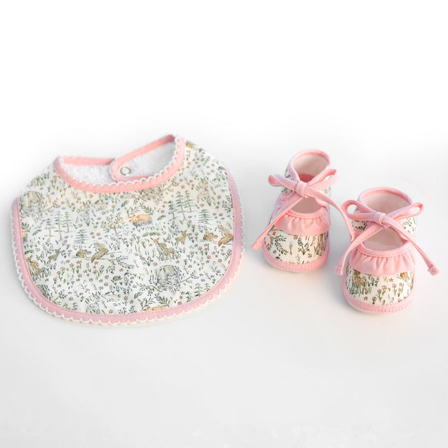 Forest Girl Baby Shoes