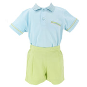 Hampton Polo Set