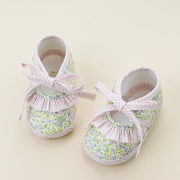 Hibiscus Baby Shoes