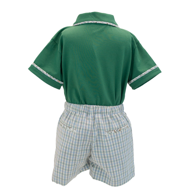 Forest Polo Set