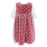 Isabella Big Girl Dress